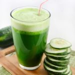 Green juice oxalates